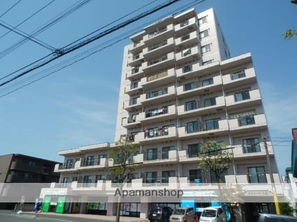 北海道札幌市白石区、白石駅徒歩20分の築25年 10階建の賃貸マンション