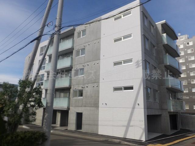 北海道札幌市厚別区、厚別駅徒歩9分の新築 5階建の賃貸マンション