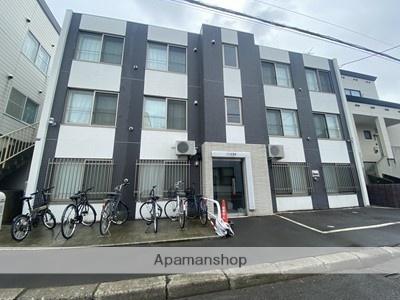 北海道札幌市厚別区、厚別駅徒歩10分の新築 3階建の賃貸マンション