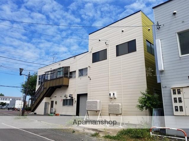 北海道北広島市、北広島駅徒歩13分の築39年 2階建の賃貸アパート