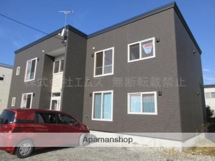 北海道夕張郡長沼町の新築 2階建の賃貸アパート