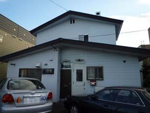 北海道札幌市白石区、白石駅徒歩25分の築51年 2階建の賃貸テラスハウス