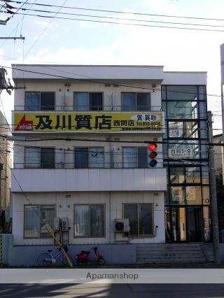 北海道札幌市豊平区、南平岸駅徒歩25分の築27年 3階建の賃貸マンション