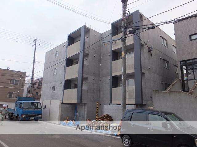 北海道札幌市白石区、東札幌駅徒歩8分の築4年 4階建の賃貸マンション
