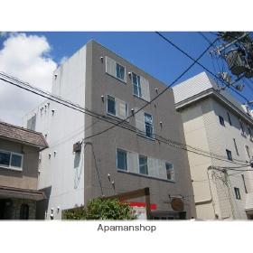 北海道札幌市豊平区、美園駅徒歩16分の築21年 4階建の賃貸マンション