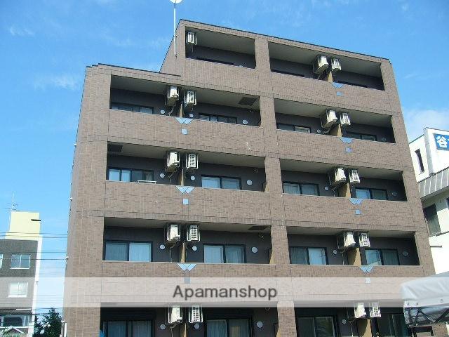 北海道札幌市白石区、白石駅徒歩15分の築12年 5階建の賃貸マンション