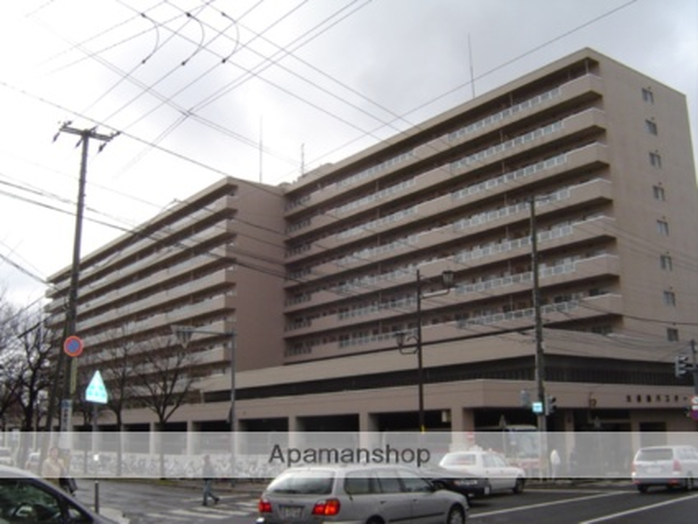 北海道札幌市厚別区、南郷18丁目駅徒歩20分の築34年 10階建の賃貸マンション