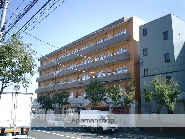 北海道札幌市白石区、東札幌駅徒歩9分の築31年 5階建の賃貸マンション