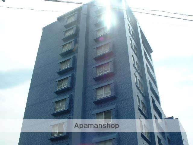 北海道札幌市白石区、白石駅徒歩20分の築16年 10階建の賃貸マンション