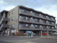 北海道札幌市豊平区、南郷7丁目駅徒歩27分の築17年 4階建の賃貸マンション