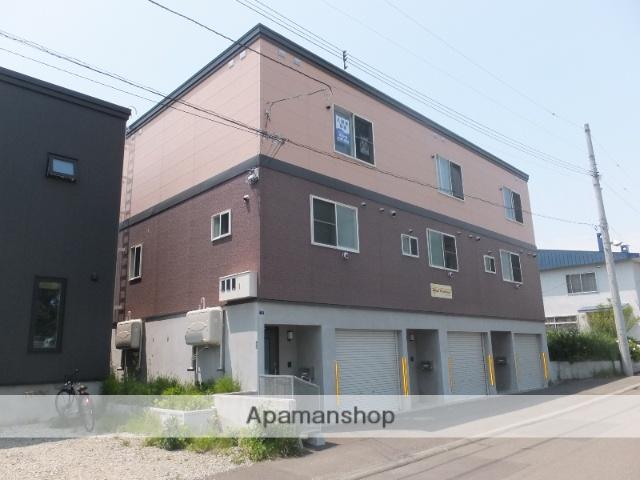 北海道札幌市白石区、白石駅徒歩19分の築11年 2階建の賃貸テラスハウス
