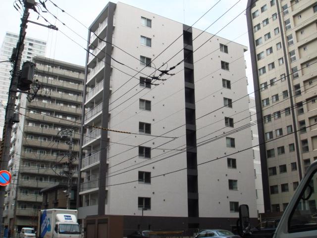 北海道札幌市中央区、バスセンター前駅徒歩1分の築10年 10階建の賃貸マンション