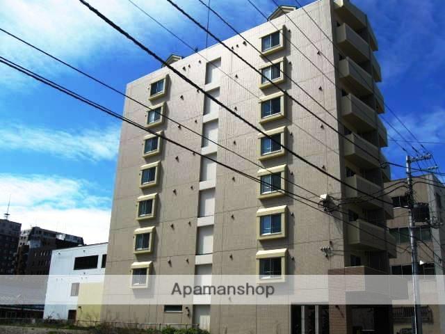 北海道札幌市中央区、バスセンター前駅徒歩4分の築9年 8階建の賃貸マンション