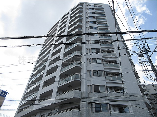 北海道札幌市白石区、菊水駅徒歩4分の築12年 15階建の賃貸マンション