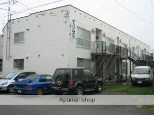 北海道札幌市白石区、白石駅徒歩18分の築31年 2階建の賃貸アパート