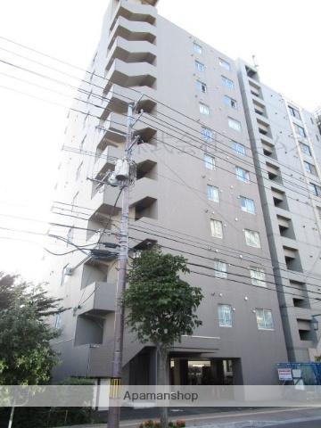 北海道札幌市豊平区、平岸駅徒歩16分の築19年 11階建の賃貸マンション