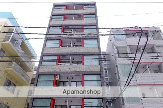 北海道札幌市中央区、バスセンター前駅徒歩3分の築11年 8階建の賃貸マンション
