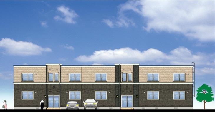 北海道札幌市白石区の築1年 2階建の賃貸アパート