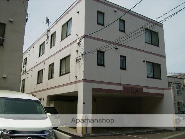 北海道札幌市豊平区、平岸駅徒歩18分の築14年 3階建の賃貸マンション