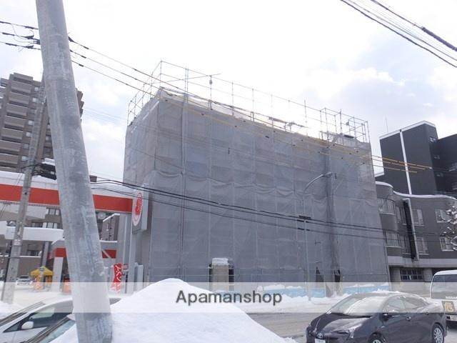 北海道札幌市豊平区、東札幌駅徒歩15分の新築 5階建の賃貸マンション