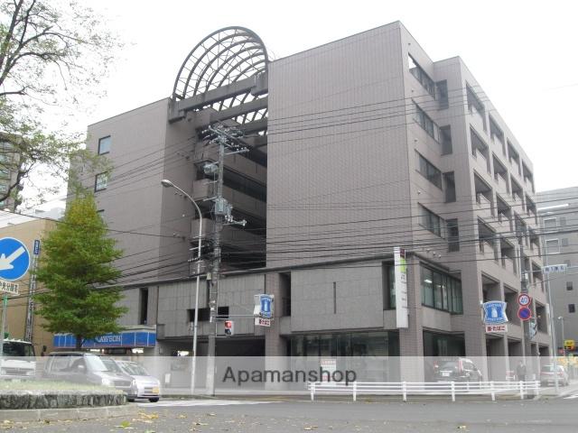 北海道札幌市中央区、バスセンター前駅徒歩2分の築27年 6階建の賃貸マンション