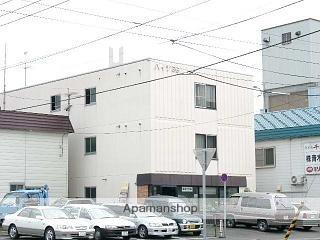 北海道札幌市中央区、バスセンター前駅徒歩6分の築27年 3階建の賃貸マンション