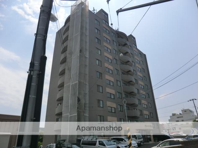 北海道札幌市白石区、白石駅徒歩18分の築15年 10階建の賃貸マンション