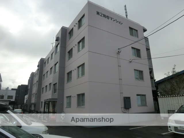 北海道札幌市白石区、東札幌駅徒歩11分の築31年 4階建の賃貸マンション