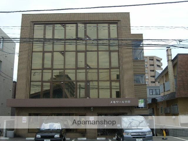 北海道札幌市豊平区、平岸駅徒歩8分の築26年 4階建の賃貸マンション