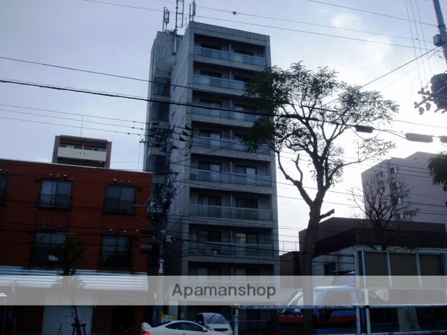 北海道札幌市中央区、中島公園駅徒歩20分の築28年 9階建の賃貸マンション