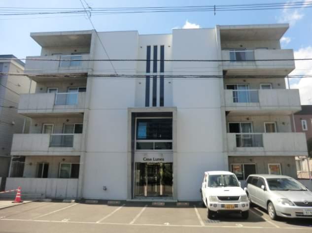 北海道札幌市南区、南平岸駅徒歩25分の築12年 4階建の賃貸マンション
