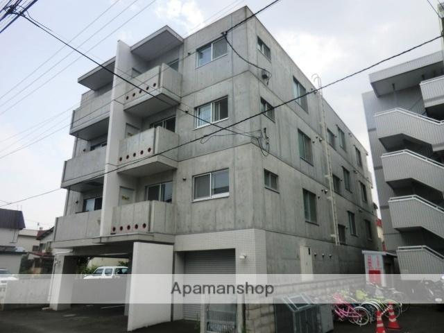 北海道札幌市南区、澄川駅徒歩13分の築12年 4階建の賃貸マンション