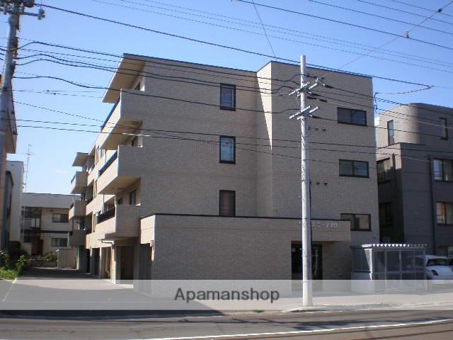 北海道札幌市中央区、東屯田通駅徒歩6分の築12年 4階建の賃貸マンション