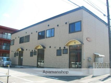 北海道札幌市南区、南平岸駅徒歩15分の築10年 2階建の賃貸テラスハウス
