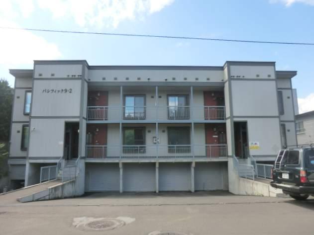北海道札幌市南区、澄川駅じょうてつバスバス19分藻南公園下車後徒歩2分の築17年 3階建の賃貸アパート