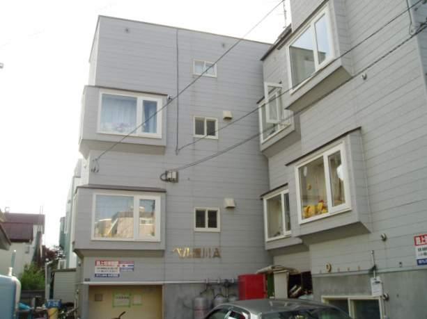北海道札幌市南区、南平岸駅徒歩25分の築22年 2階建の賃貸アパート