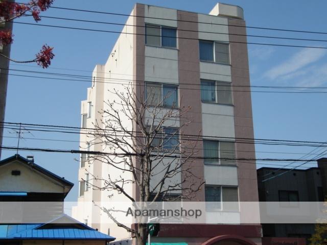 北海道札幌市中央区、西線16条駅徒歩8分の築28年 5階建の賃貸マンション
