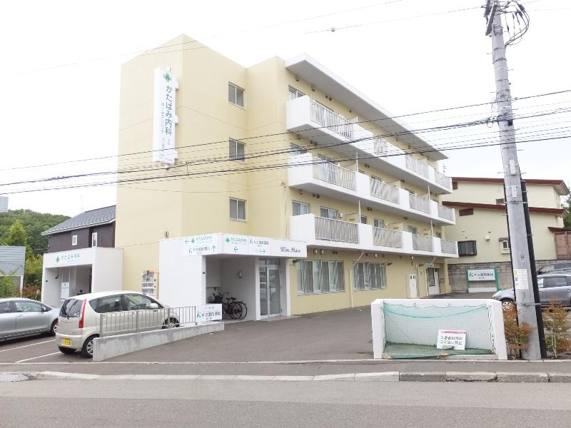 北海道札幌市南区、澄川駅徒歩13分の築8年 4階建の賃貸マンション
