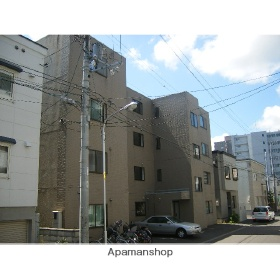 北海道札幌市中央区、西線16条駅徒歩6分の築28年 4階建の賃貸マンション