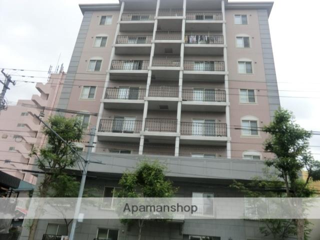 北海道札幌市中央区、山鼻19条駅徒歩10分の築13年 8階建の賃貸マンション