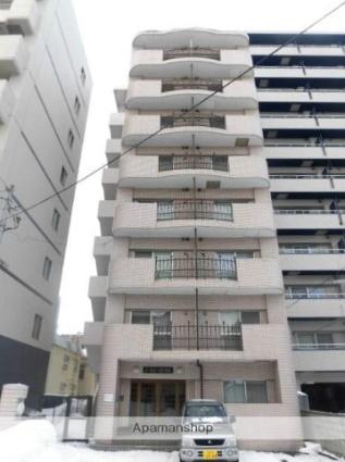 北海道札幌市中央区南六条西8丁目[1DK/23.5m2]の外観1