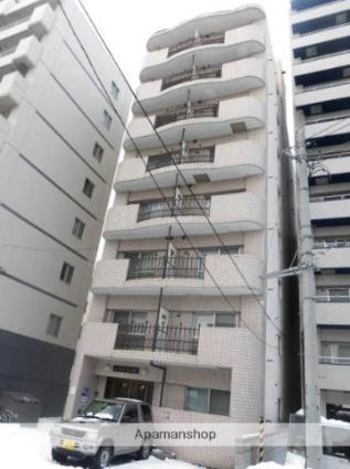 北海道札幌市中央区南六条西8丁目[1DK/23.5m2]の外観3