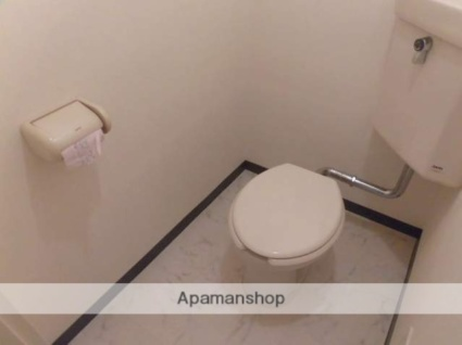 北海道札幌市中央区南六条西8丁目[1DK/29.5m2]のトイレ