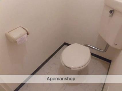北海道札幌市中央区南六条西8丁目[1DK/24.9m2]のトイレ