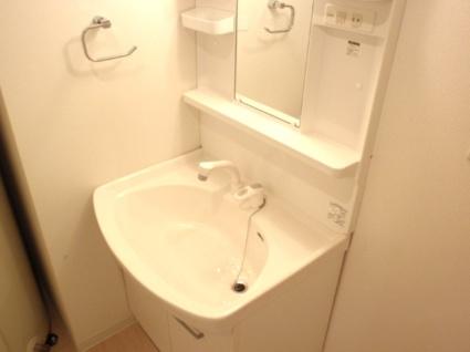 クレジデンス札幌・南4条[1LDK/32.5m2]の洗面所