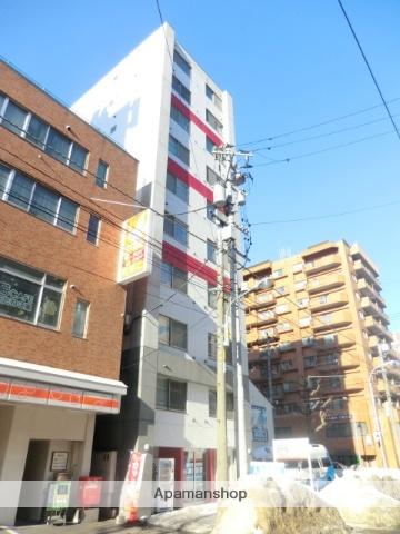 北海道札幌市中央区、西11丁目駅徒歩5分の築12年 10階建の賃貸マンション
