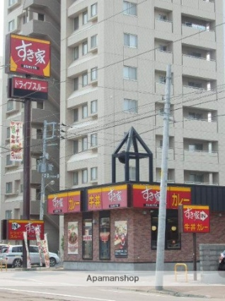北海道札幌市中央区南十四条西14丁目[1LDK/25.49m2]の周辺2