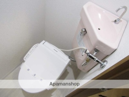 北海道札幌市中央区南十四条西14丁目[1LDK/25.49m2]のトイレ