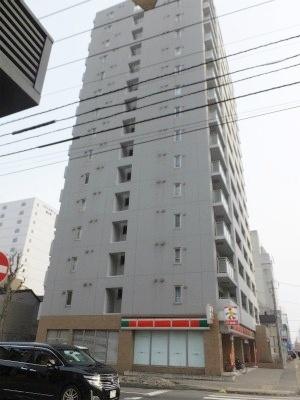 クレジデンス札幌・南4条[1LDK/32.5m2]の外観4