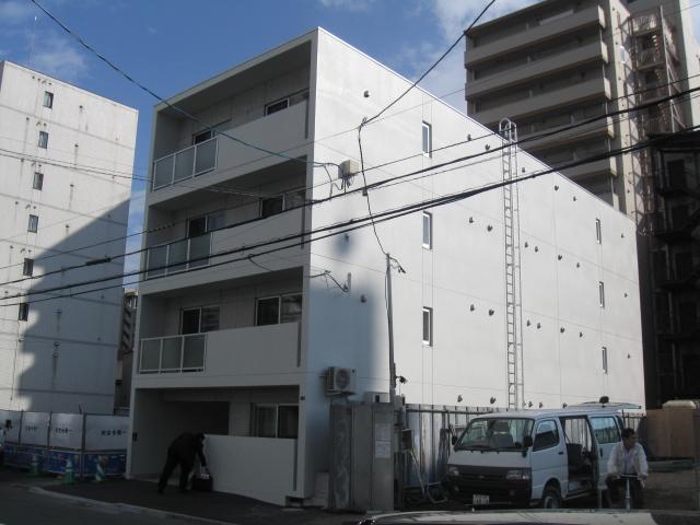 北海道札幌市北区、西28丁目駅徒歩14分の築7年 4階建の賃貸マンション